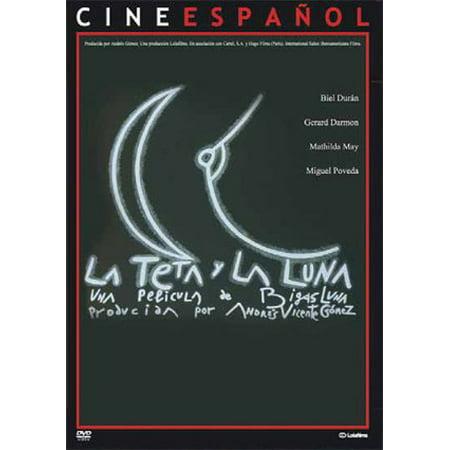 The Tit and the Moon ( La Teta y la luna ) ( La Teta i la lluna ) [ NON-USA FORMAT, PAL, Reg.2 Import - Spain (La Teta Y La Luna English Subtitles)