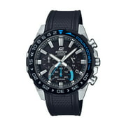 Best Casio Edifice Watches - Casio Men's Edifice Solar Powered Chronograph Watch, Black Review