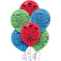 PJ Masks Latex Balloons (6ct)