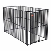 Lucky Dog European Style 5` x 10` Pannel Kennel