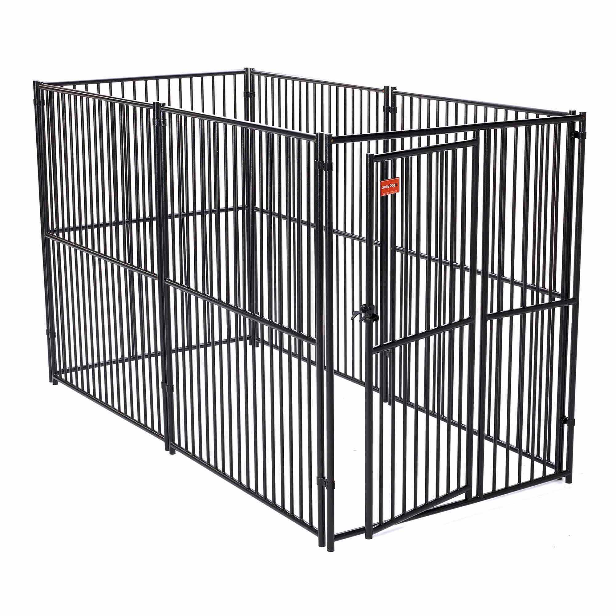 Lucky Dog European Style 5' x 10' Pannel Kennel