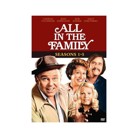 All In The Family: Seasons 1-5 (DVD)