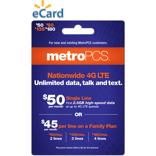 MetroPCS $90 (Email Delivery)