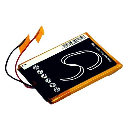 400 mAh Bac0603R79925 Battery for Creative Zen, Zen 4Gb, Zen 8Gb, Zen 16Gb, Zen 32Gb, Zen Dvp-Fl0001, Zen Zn-Z4G-Bk, Zen Zn-Z8G-Bk