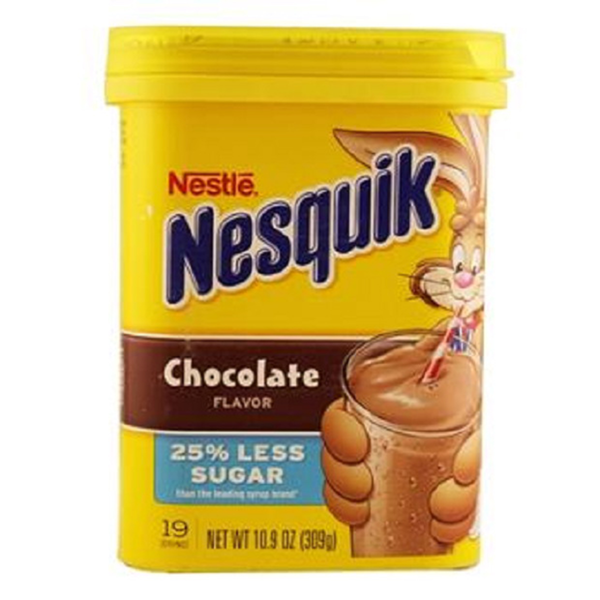 Product Of Nesquik, Chocolate Powder, Count 1 - Coco & Chocolate Mixes / Grab Varieties & Flavors