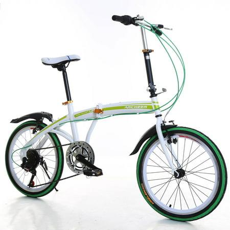 Folding Bike 20 Ancheer 6 Speed Bike