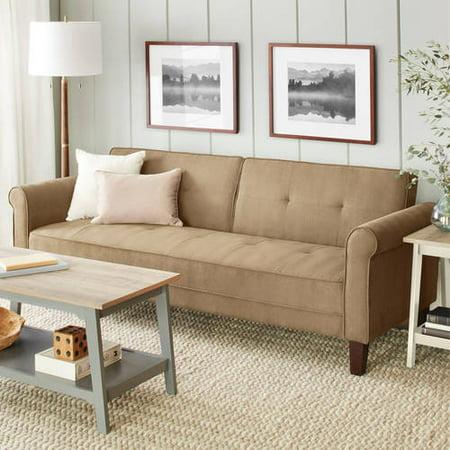 10 spring street ashton microfiber sofa bed multiple for 10 spring street console table