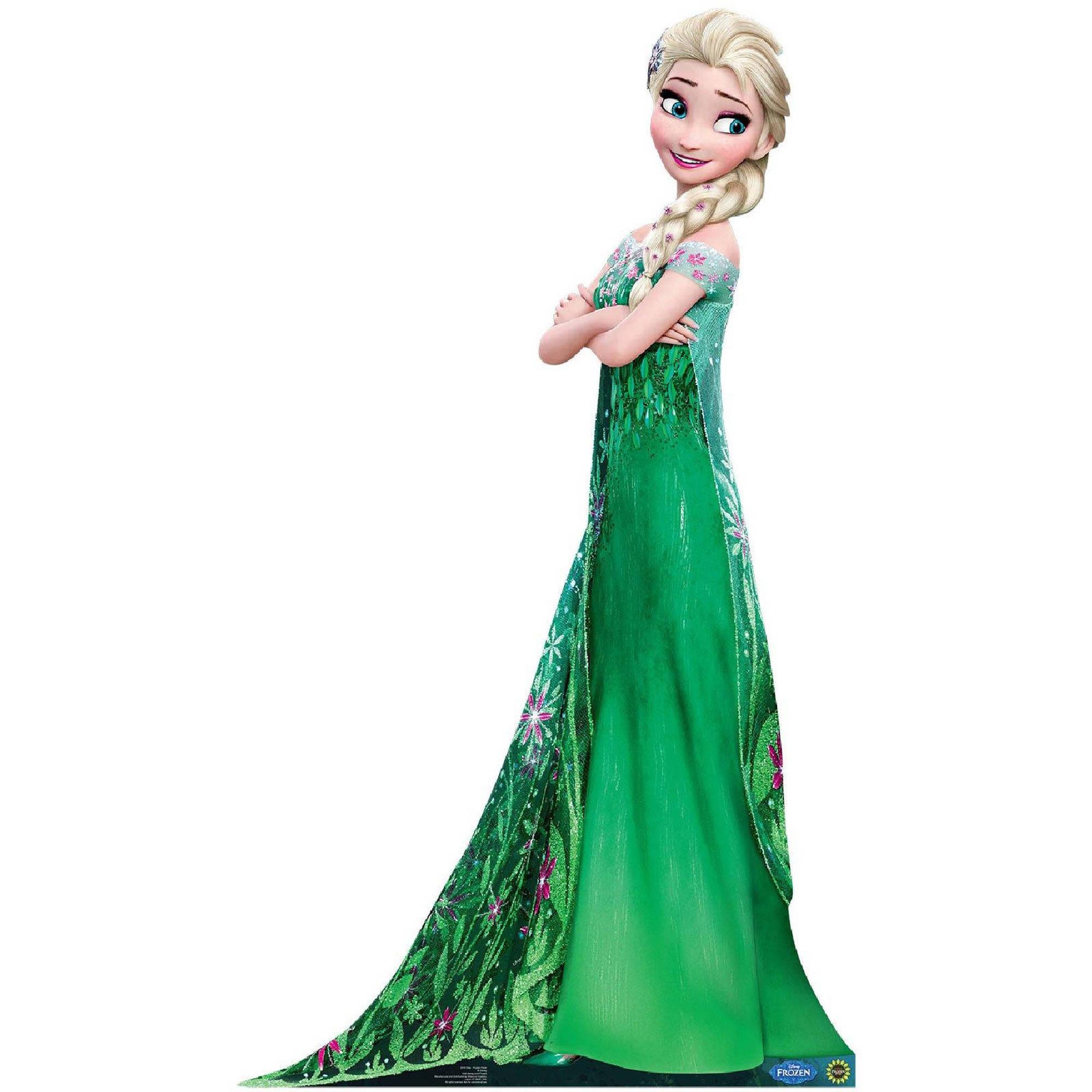Disney Frozen Fever Elsa Standup, 6' Tall