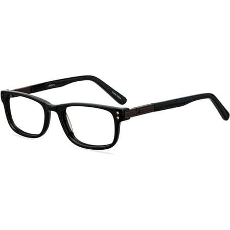 Image of ADOLFO Boys Prescription Glasses, Breakaway Black
