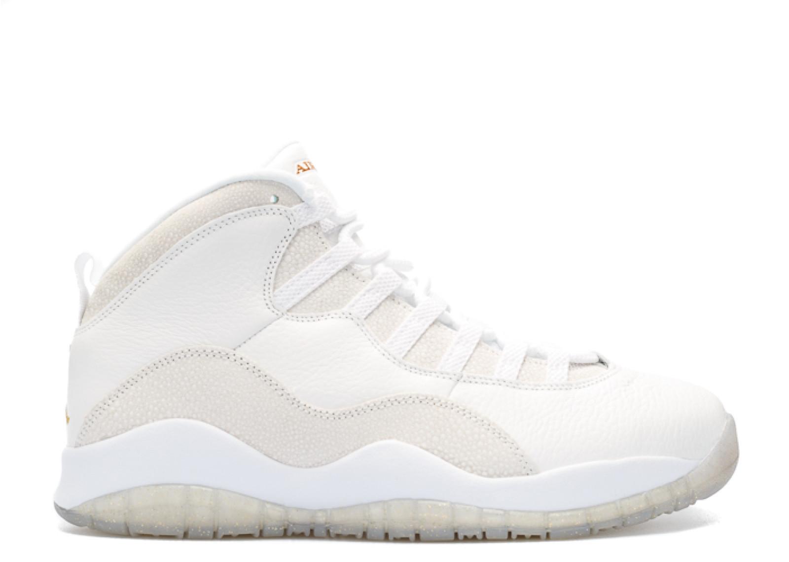1858f3533283 Air Jordan - Men - Air Jordan 10 Retro Ovo  Ovo  - 819955-100 - Size 9.5