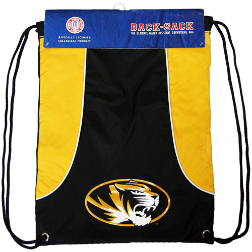 NCAA - Axis Backsack - University of Missouri Tigers - Wheat