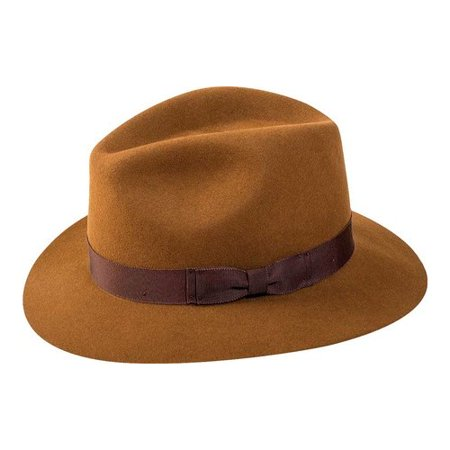 Pantropic Hunter Fedora - Walmart.com a450115a572