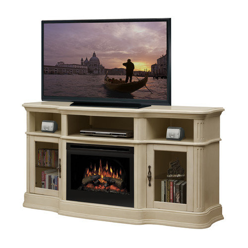 Dimplex Portobello TV Stand with Electric Fireplace