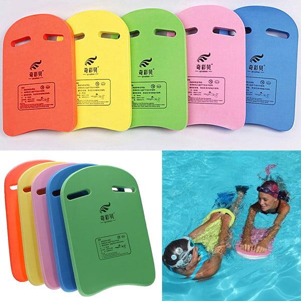 Safty Swimming Kickboard Foam Float Floating Hand Board Swim Pool Training Aid For Adults & Kids Sports Outdoors... by