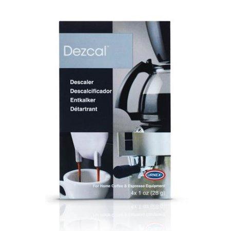 Urnex Dezcal Home Activated Descaler, For Home Coffee & Espresso Equipt, 4.