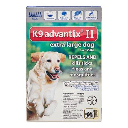 Upc 724089204295 K 9 Advantix K9 Advantix Ii For Dogs Over 55 Lbs 6