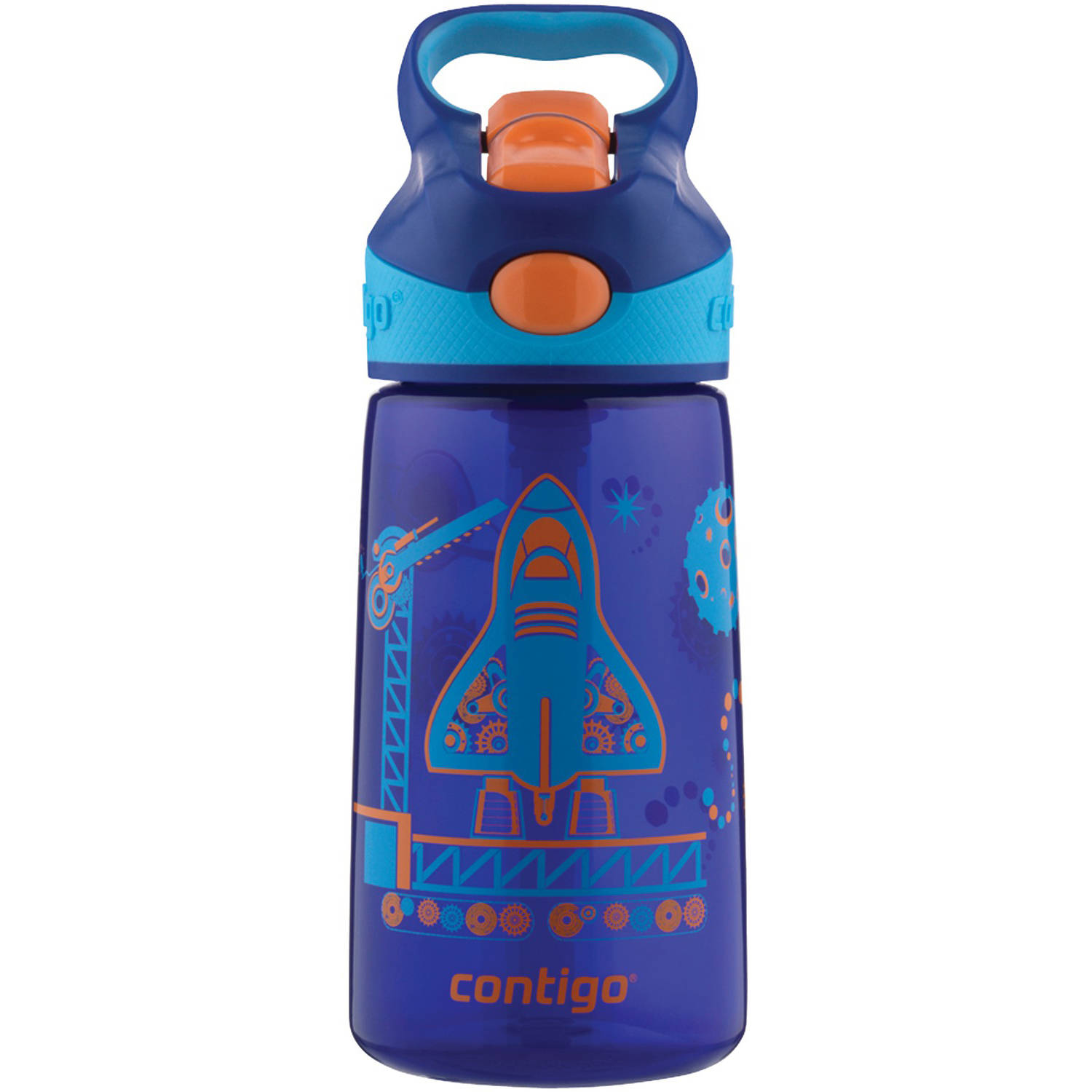 Contigo 14 oz Autospout Striker Kids Bottle