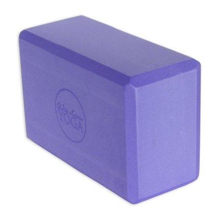 Home Gym Equipment: Foam Yoga Block