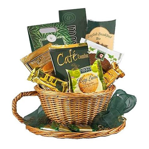 Cafe Comforts Coffee Gift Basket