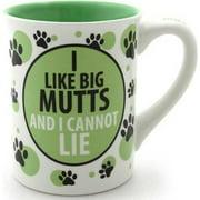 I Like Big Mutts Mug 4031107