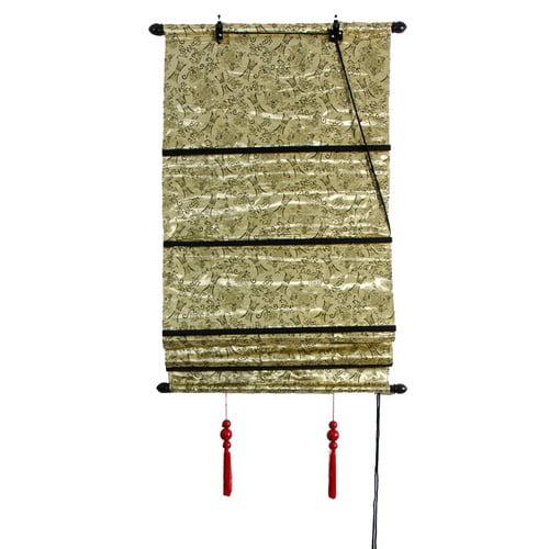 Oriental Furniture Design Shang Hai Tan Roman Shade