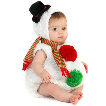Princess Paradise Premium Snowman Costume Toddler Costume