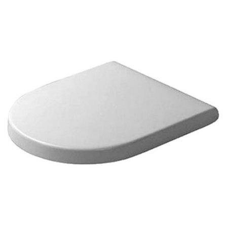 Duravit Starck 3 Toilet Seat and Cover 0063890000 - Walmart.com