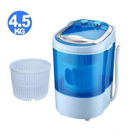 Toytexx Electric Mini Portable Compact Washing Machine