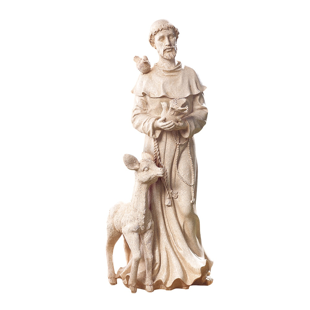 St. Francis Garden Statue by Collections Etc