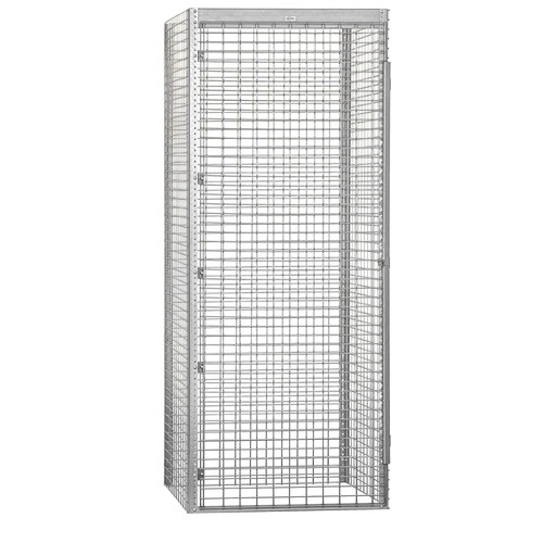 Salsbury Industries 1 Tier 1 Wide Bulk storage Locker