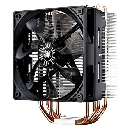 Cooler Master Hyper 212 EVO CPU Cooler (Best Cpu Coolers For I7 7700k)