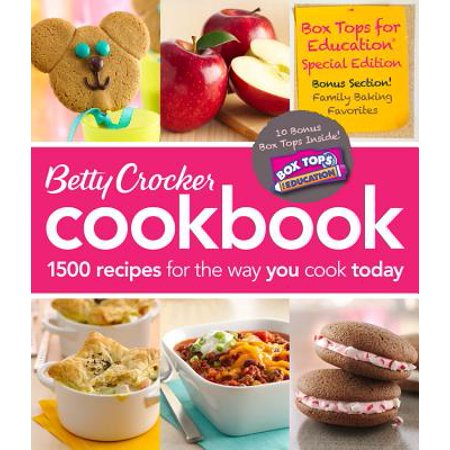 Betty Crocker Cookbook, 11th Edition : Box Tops for Education Special Edition ()