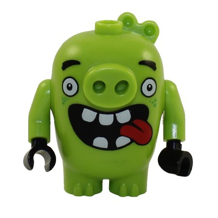 LEGO Minifigure - The Angry Birds Movie - PIGGY 1 (Tongue Out)