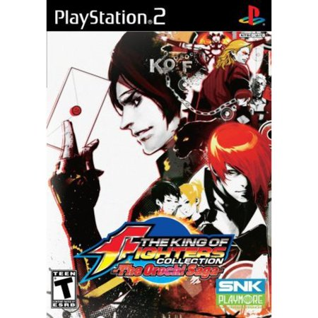 King of Fighters: Orochi Saga PS2