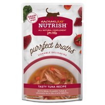 Cat Food: Rachael Ray Nutrish Purrfect Broths