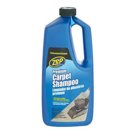 ZEP INC Carpet Shampoo, Steam & Extractor, 64-oz. (Best Carpet Steam Cleaner Detergent)