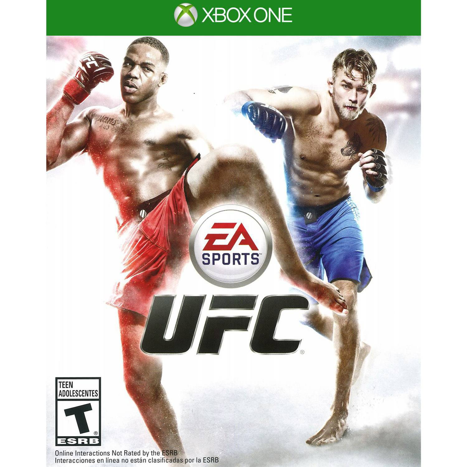 UFC: Ultimate Fighting Championship (Xbox One) - Pre-Owned