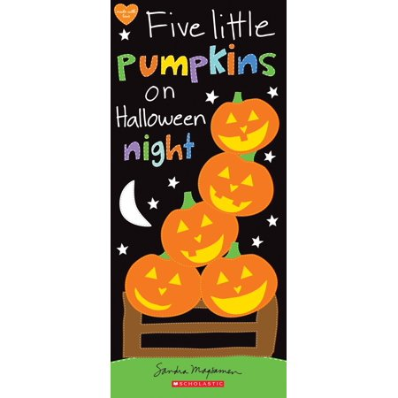 Funny Things To Do On Halloween Night (Five Little Pumpkins on Halloween)