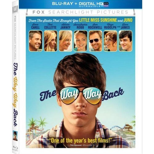 The Way, Way Back (Blu-ray + Digital HD) (With INSTAWATCH) (Widescreen)