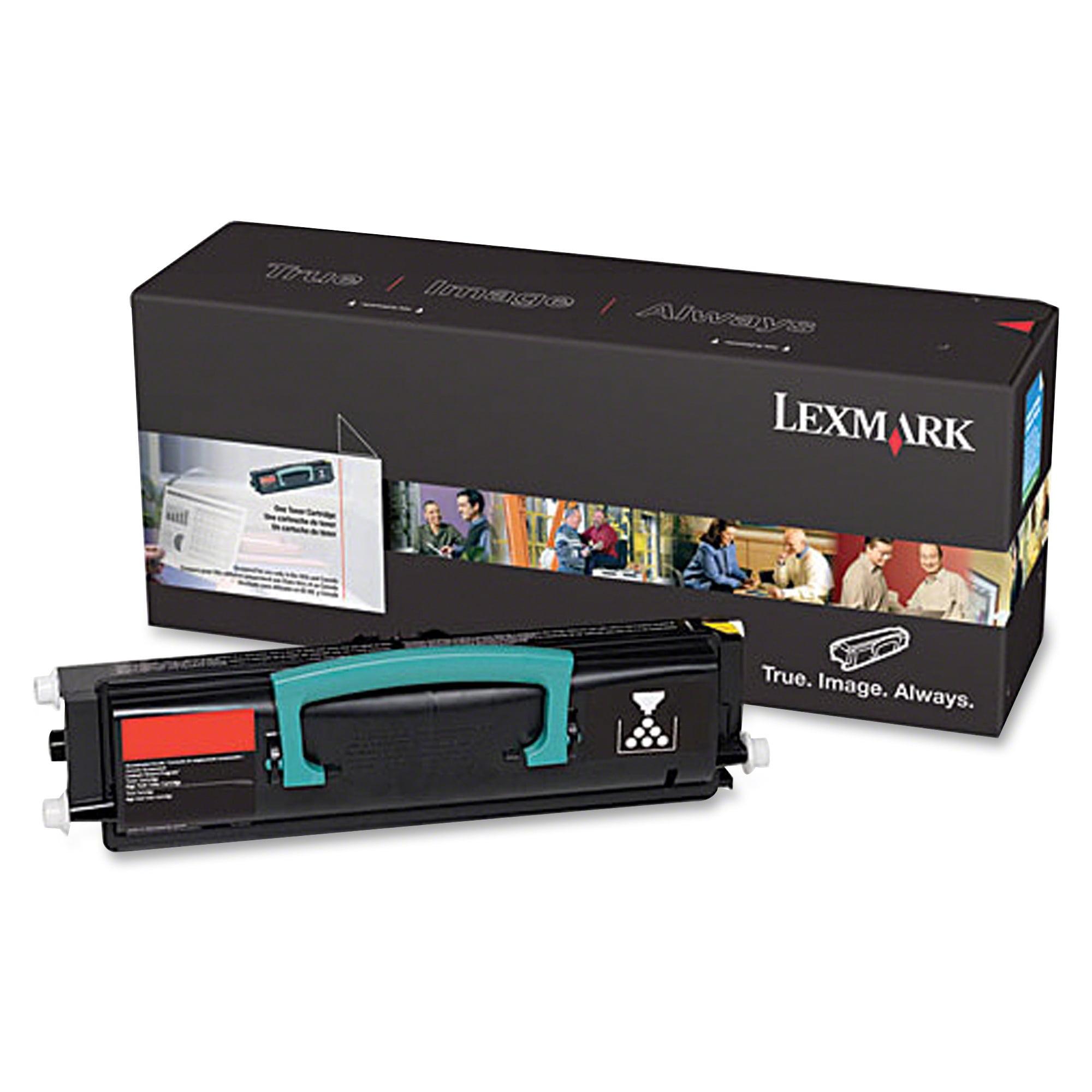 Lexmark - High Yield - black - original - toner cartridge - LRP