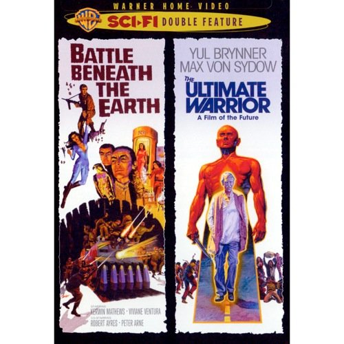 Sci-Fi Double Feature: Battle Beneath The Earth / The Ultimate Warrior (Widescreen)