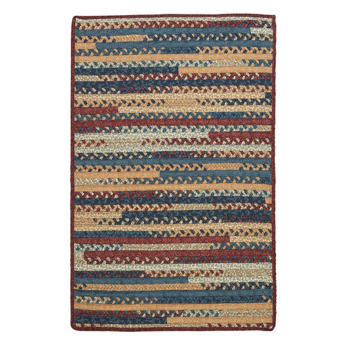 Colonial Mills Market Mix Rectangle Summer Area Rug