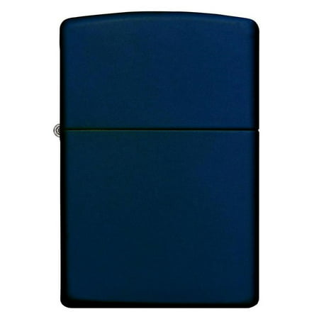Navy Matte Lighter - Zippo Navy Matte Lighter