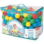 "Fisher Price 2.2"" Kid's Multi-Colored Play Balls, 250 Count"
