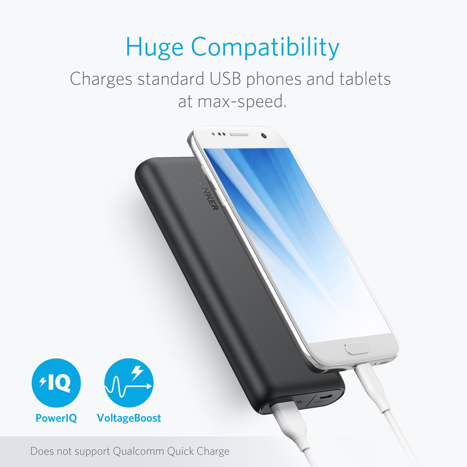 Anker PowerCore Speed 20100 with USB-C Power Delivery and