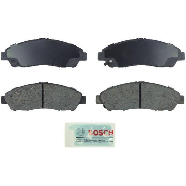 Rides2Racers Bosch Blue Brake Pads 2007-2013 Acura MDX