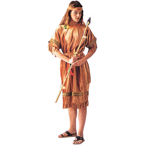 Native American Maiden Adult Halloween Costume - One Size