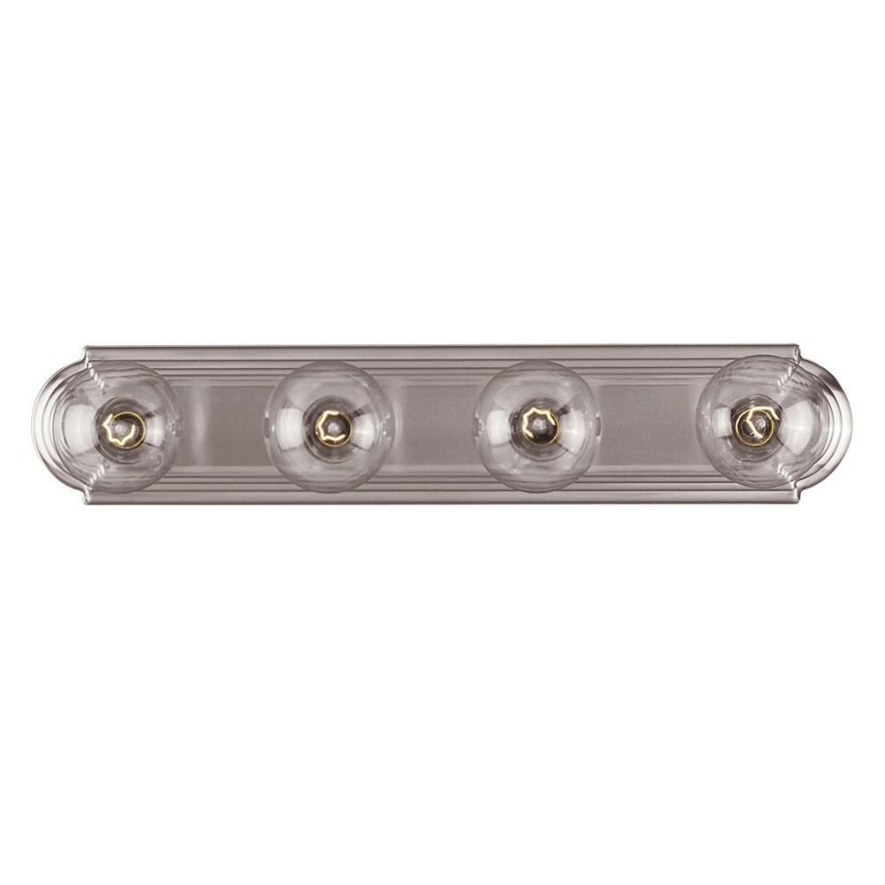 Savoy House 87121-SN  4 Light Bath Bar