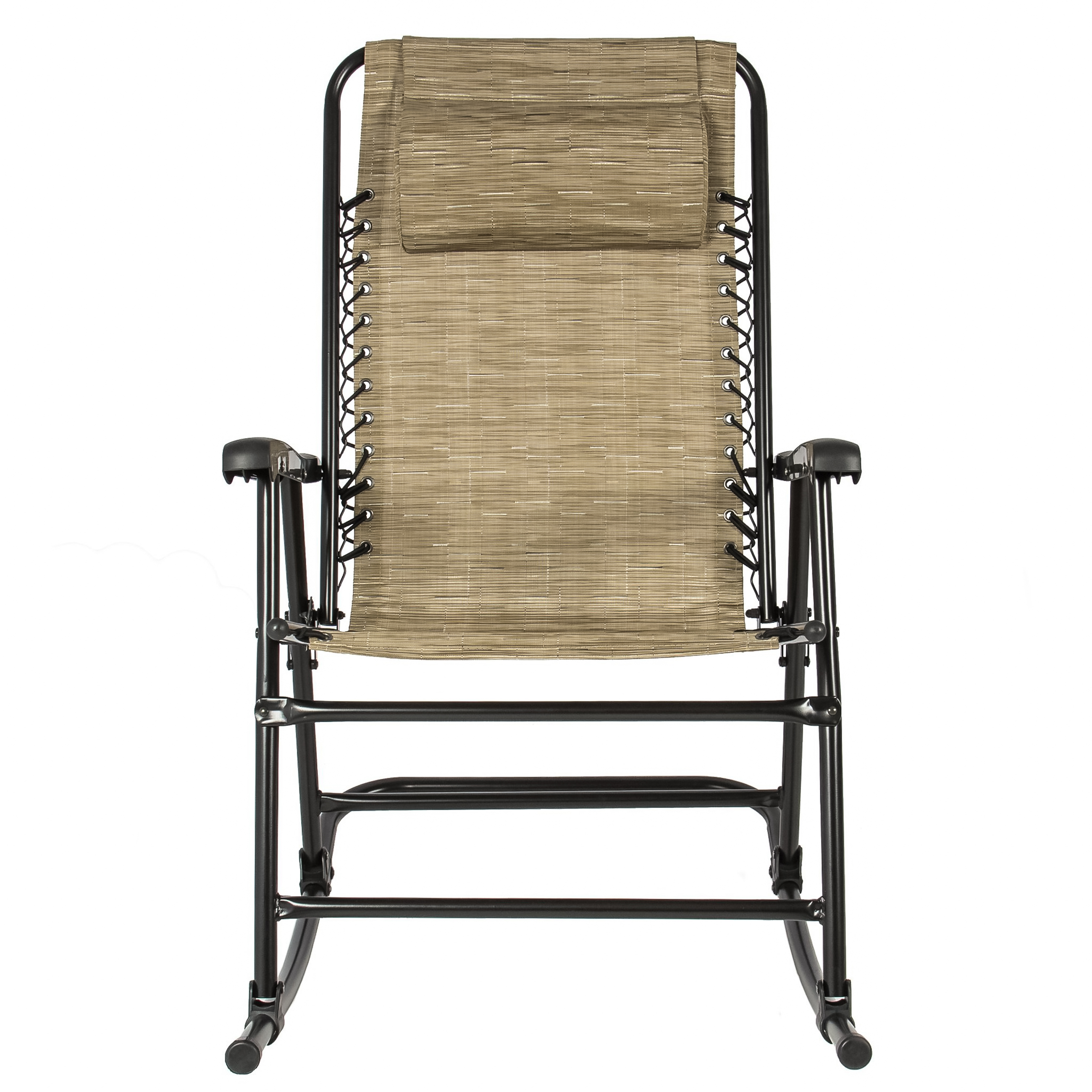 Best Choice Products Foldable Zero Gravity Rocking Patio Recliner ...