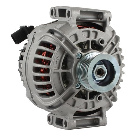 New Alternator for 3.5L(213) V6 DODGE SPRINTER VAN 07 08 2007 2008 LRA02846, 272-154-01-02 12V 2Clock 180Amp Internal FanType Solid PulleyType CW